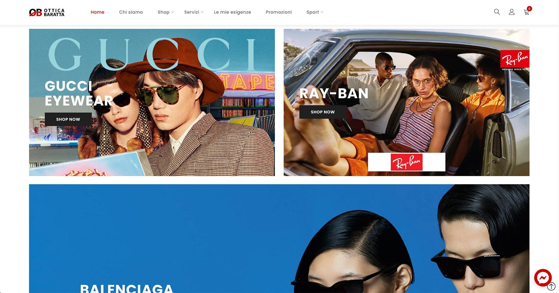 sito-web-ecommerce-vendita-occhiali-ottico-baratta-ghedi-brescia-2