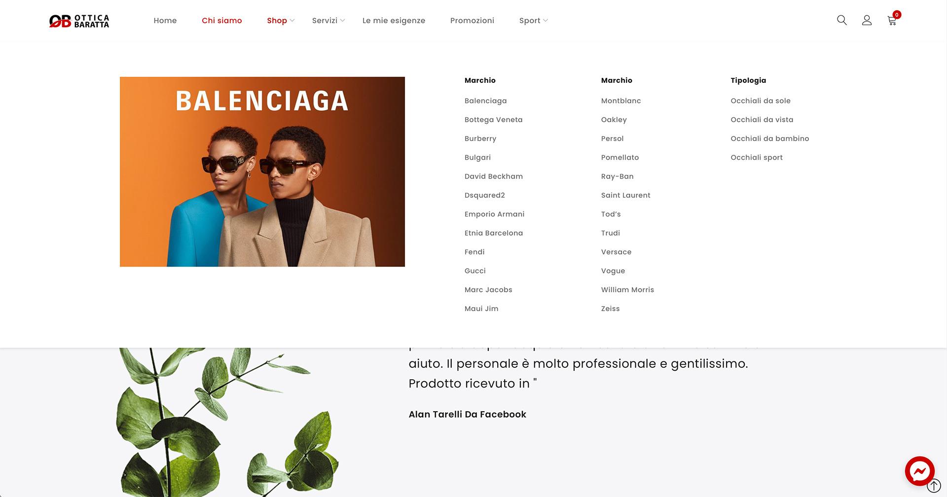 sito-web-ecommerce-vendita-occhiali-ottico-baratta-ghedi-brescia-5