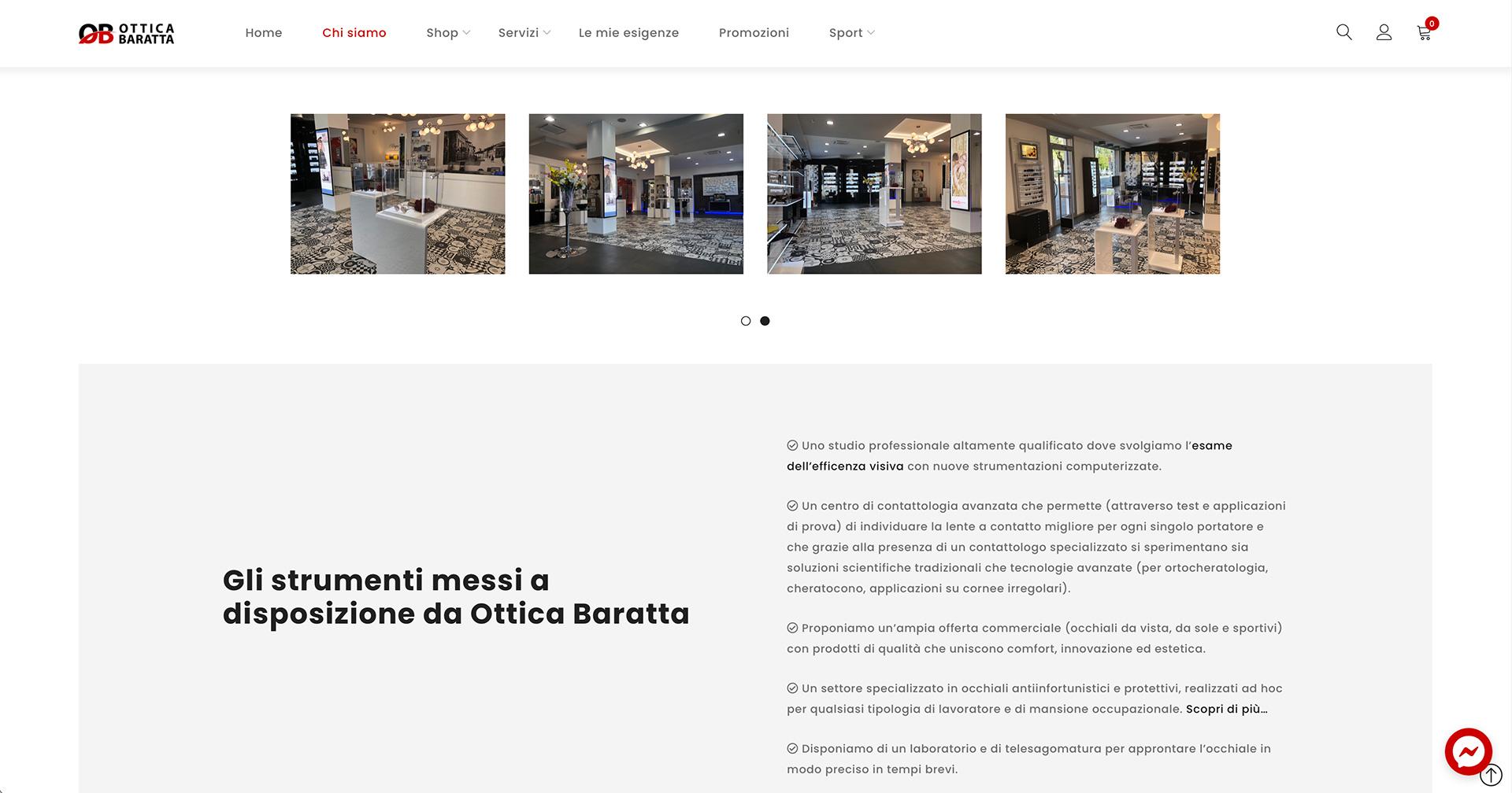 sito-web-ecommerce-vendita-occhiali-ottico-baratta-ghedi-brescia-6