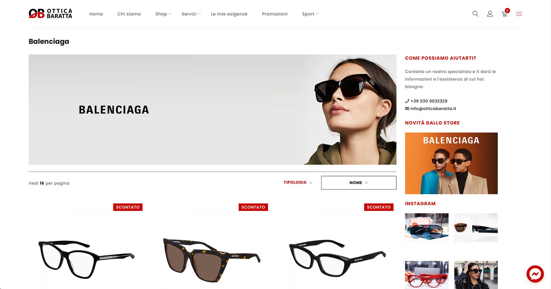 sito-web-ecommerce-vendita-occhiali-ottico-baratta-ghedi-brescia-8